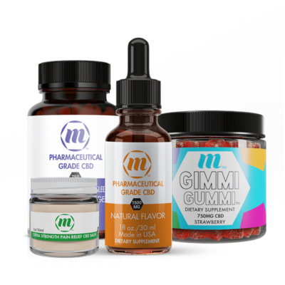 Extra Strength CBD Bundle